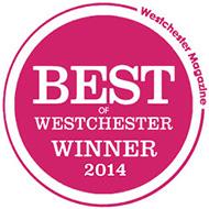 Best of Westchester winner 2014