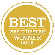 Best of Westchester winner 2015