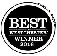 Best of Westchester winner 2016